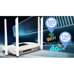 Router wifi - 4g