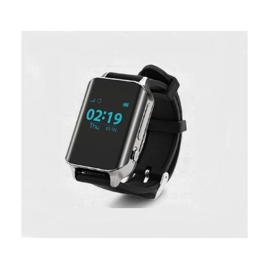 Braccialetto/orologio gps per adulti