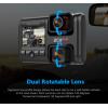 Dash cam, doppia telecamera da auto