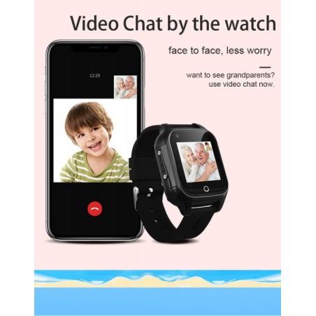 PL20PRO  Orologio GPS con VIDEOCHIAMATA