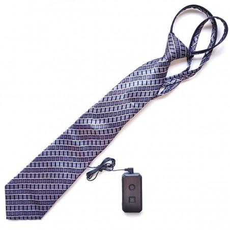 Videoregistratore spy nascosto in una cravatta