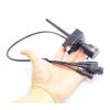 Mini telecamera spy con Sensore SONY IMX323 da 5 Mega Pixels, ottima visione notturna, ottica varifocale con zoom