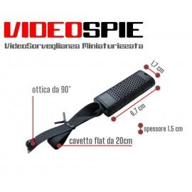 Spy cam - Mini camera - VIDEOSPIA - microspia VSPRO5.90