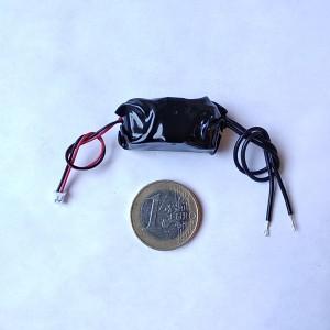 Micro alimentatore per Microspia, videospia, spy cam