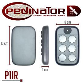gps localizzatore satellitare Pedinator P11R