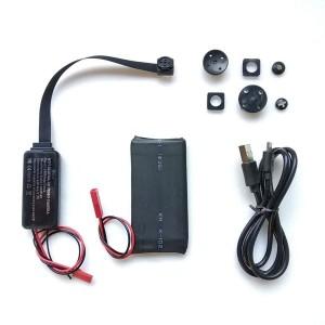 Spy cam bottone TBW3